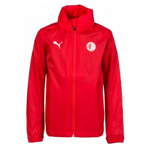 Puma LIGA TRG JKT JR SLAVIA red - Boys' jacket