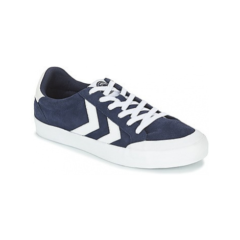 Hummel TOPSPIN COURT women's Shoes (Trainers) in Blue