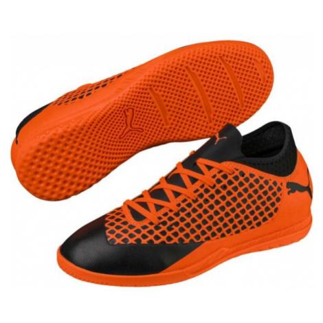 Puma FUTURE 2.4 IT JR black - Kids' indoor shoes