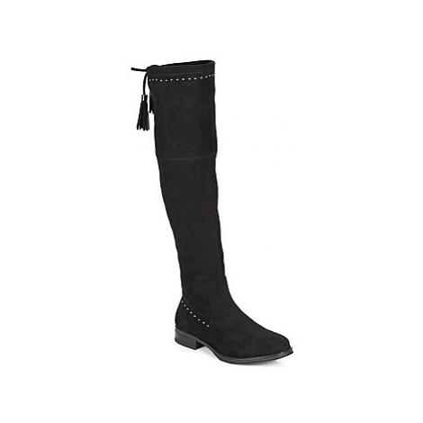 Xti MARTA women's High Boots in Black