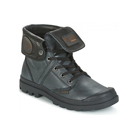 Palladium PALLABROUSE BAGGY L2 women's Mid Boots in Black