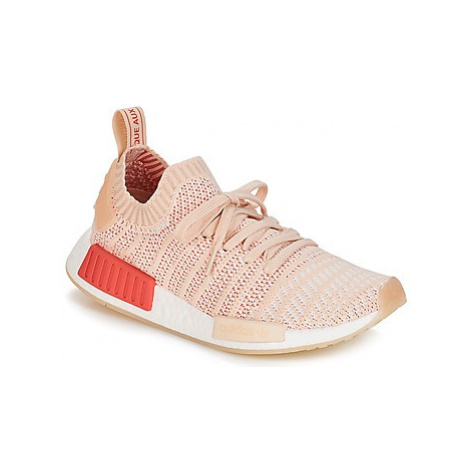 Adidas NMD R1 STLT PK W women's Shoes (Trainers) in Pink