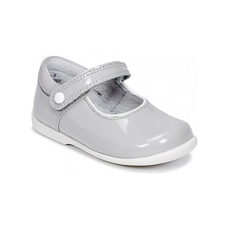 Start Rite NANCY girls's Children's Shoes (Pumps / Ballerinas) in Grey