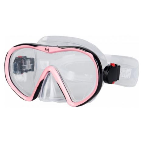 Finnsub REEF MASK pink - Diving mask