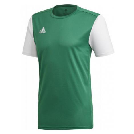 adidas ESTRO 19 JSY JNR green - Kids' football jersey