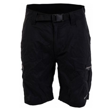 Hi-Tec LOBINO 1/2 black - Men's outdoor shorts