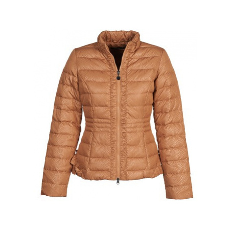 Fornarina NEW PAIGE women's Jacket in Brown