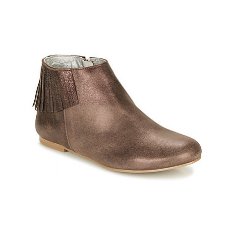 Ippon Vintage DOLLY MAGIC women's Mid Boots in Brown