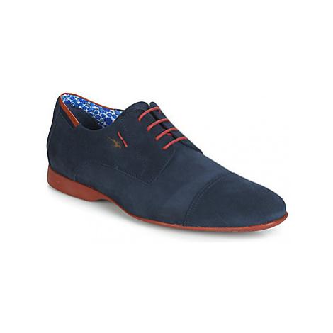Fluchos VESUBIO men's Casual Shoes in Blue