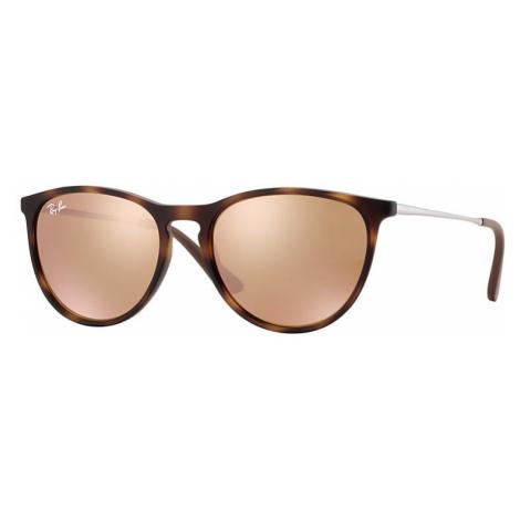 Ray-Ban Izzy Unisex Sunglasses Lenses: Pink, Frame: Gunmetal - RJ9060S 70062Y 50-15