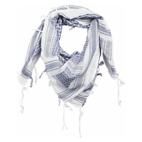 Brandit Shemag Palestinian Scarf Scarf blue white