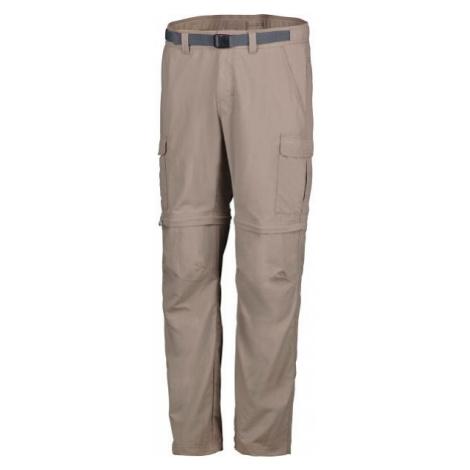 Columbia CASCADES EXPLORER CONVERTIBLE PANT beige - Men's outdoor pants