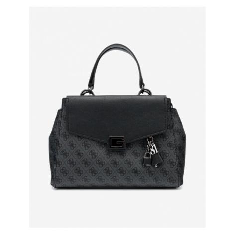 Guess Valy Large Handbag Black Grey