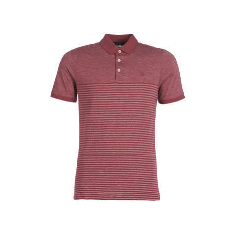 Jack Jones JPRCLEIN men's Polo shirt in Red Jack & Jones