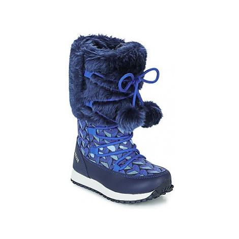 Agatha Ruiz de la Prada 181981 APRES SKI girls's Children's Snow boots in Blue