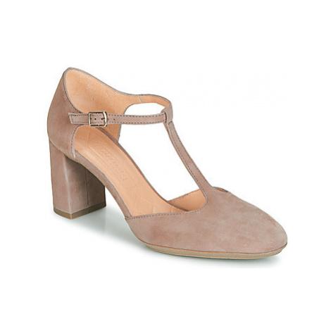 Hispanitas ROSA-7 women's Court Shoes in Beige