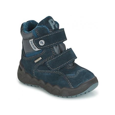 Primigi WICK GORE-TEX boys's Children's Mid Boots in Blue