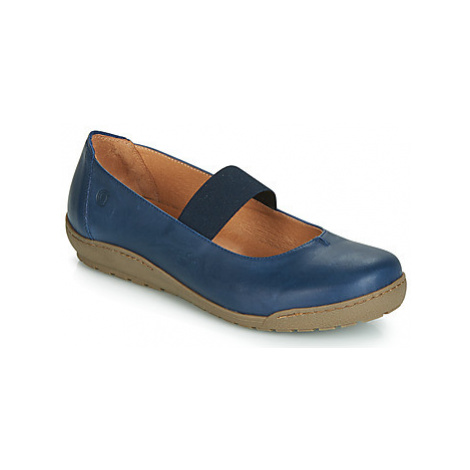 Casual Attitude JALIYAKE women's Shoes (Pumps / Ballerinas) in Blue