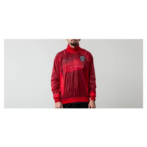 Hummel x 424 II Spray Jacket True Red