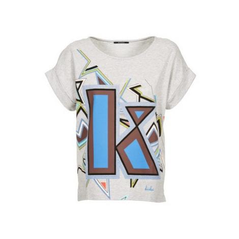 Kookaï SWANN women's T shirt in Grey