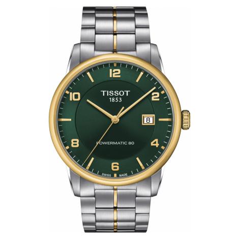 Tissot Watch Luxury Powermatic 80
