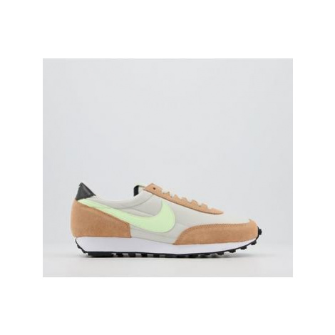 Nike Daybreak BONE BARELY VOLT PRALINE BLACK WHITE