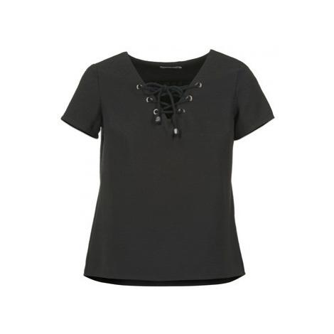 Betty London ERRYA women's Blouse in Black