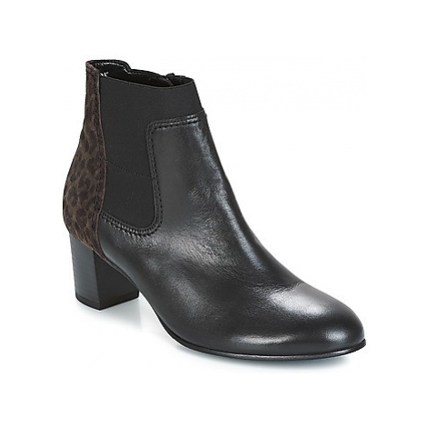 Gabor PERSA women's Low Ankle Boots in Black