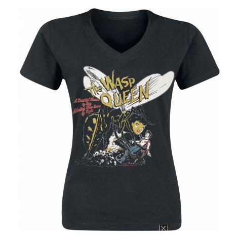 Queen Kerosin Wasp Queen T-Shirt black