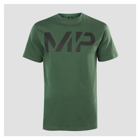MP Men's Grit T-Shirt - Hunter Green Myprotein