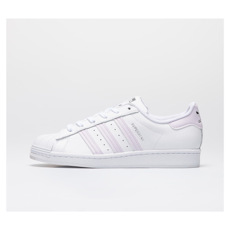 adidas Superstar W Ftw White/ Purple Tint/ Silver Metalic