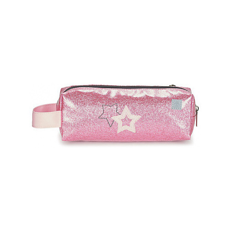 Citrouille et Compagnie CITELLE girls's Children's Cosmetic bag in Pink