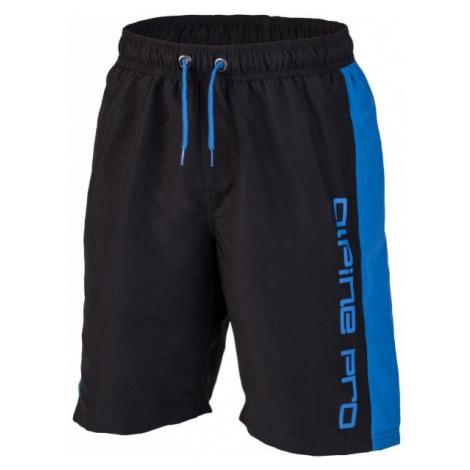 ALPINE PRO HOHEN black - Men's shorts