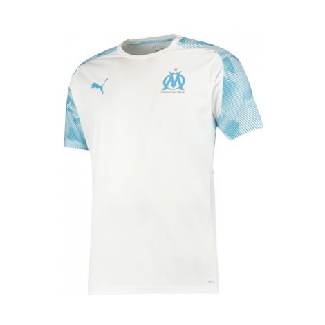 Olympique de Marseille Training Jersey - White Puma