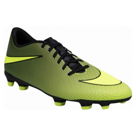 Nike JR NIKE BRAVATA II FG black - Kids' football cleats