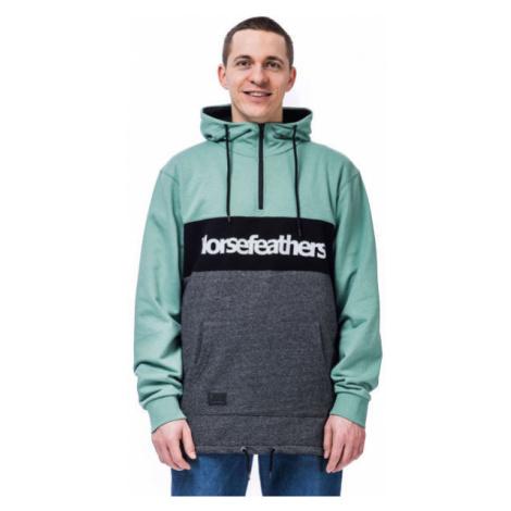Horsefeathers GRANT SWEATSHIRTS green - Men's sweatshirt