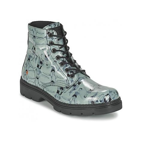 Art ALPINE20 men's Mid Boots in Grey