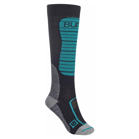 socks Burton Merino Phase - True Black 6