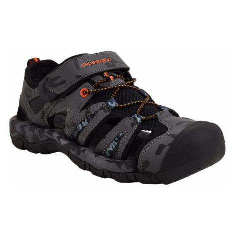 Crossroad MAOR grey - Men's sandals