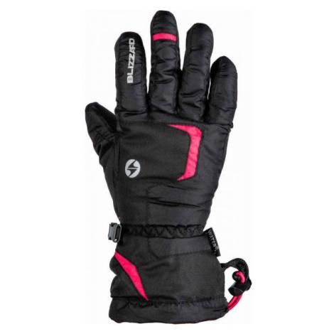 Blizzard REFLEX JNR SKI GLOVES pink - Gloves