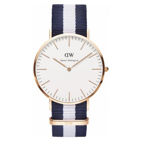 Mens Daniel Wellington Glasgow 40mm Watch DW00100004