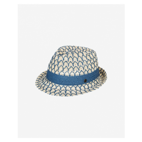 Roxy From The Clouds Hat Blue Beige