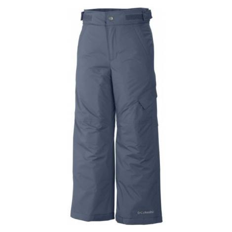 Columbia ICE SLOPE II PANT dark blue - Boys' ski trousers