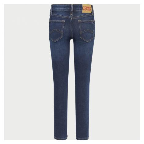 Tommy Hilfiger Girls' Nora Super Skinny Jeans - Dark Cobalt Blue