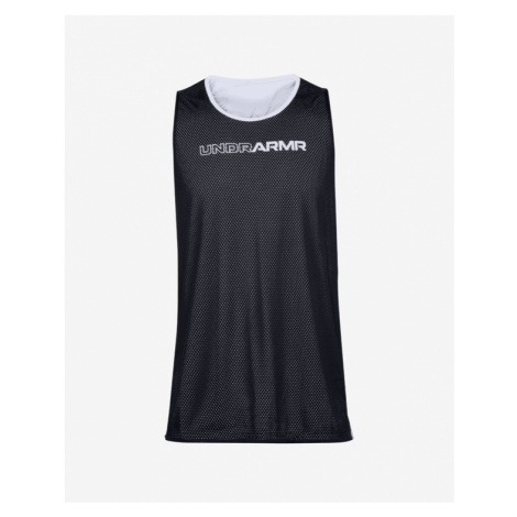 Under Armour Baseline Reversible Top Black