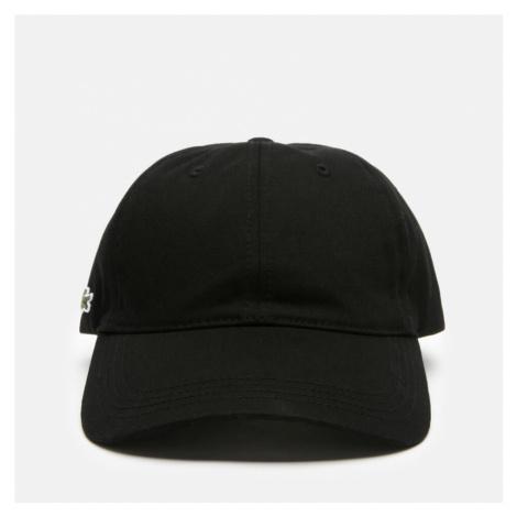 Lacoste Men's Basic Croc Cap - Black
