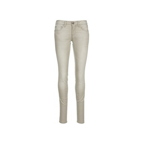 Freeman T.Porter DELORA women's Trousers in Beige Freeman T. Porter