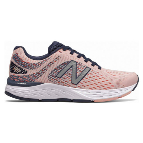 New Balance W680CT6 pink - Women's running shoes