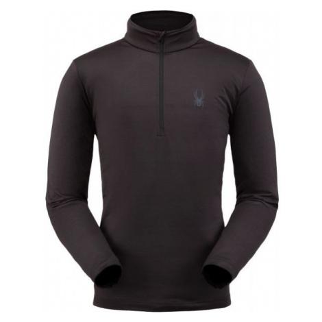 Spyder PROSPECT ZIP T-NECK black - Men's sweatshirt