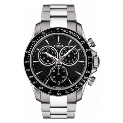 Mens Tissot V8 Chronograph Watch T1064171105100